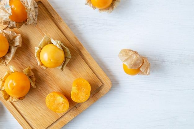 Мыс крыжовник фруктовый для здоровья Premium Фотографии
