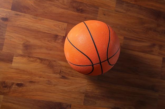 Баскетбольный мяч Premium Фотографии