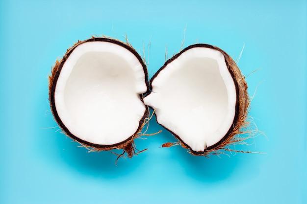 ココナッツブルー Premium写真