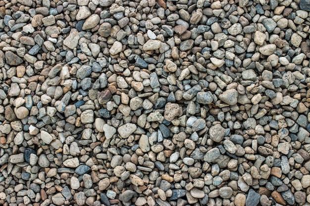 川の岩の背景 Premium写真