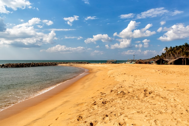 ネゴンボビーチ、スリランカ Premium写真