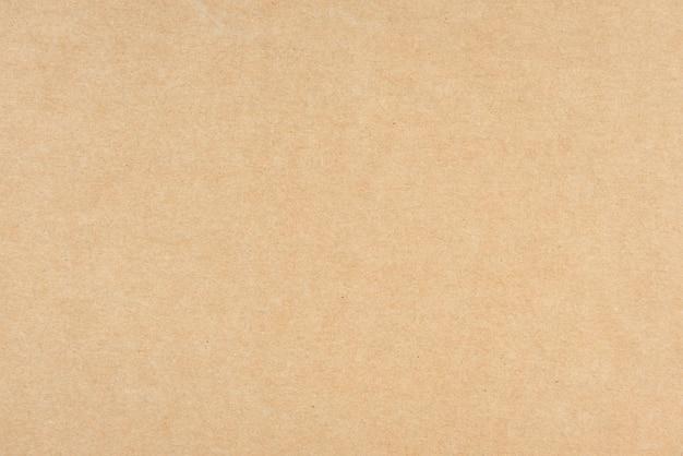 Старая предпосылка текстуры коричневой бумаги. Premium Фотографии