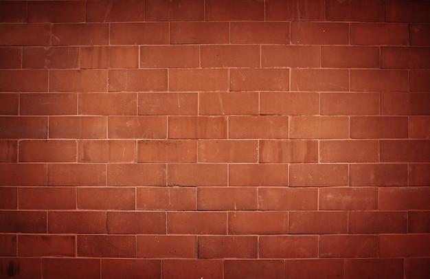 煉瓦壁のテクスチャ背景 無料写真