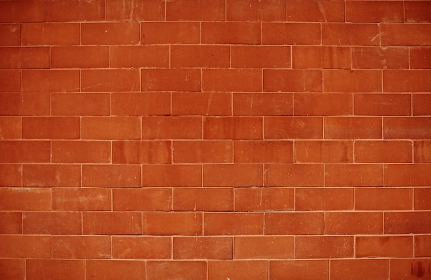 レンガの壁の背景 無料写真