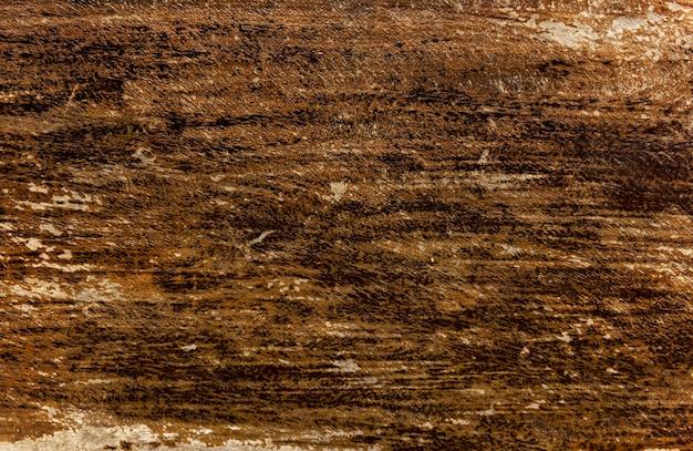 茶色の木製の鋭いテクスチャの背景 無料写真