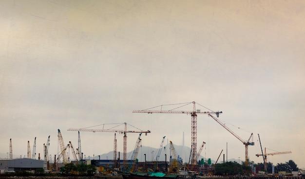 産業建設エンジニア汚染 無料写真