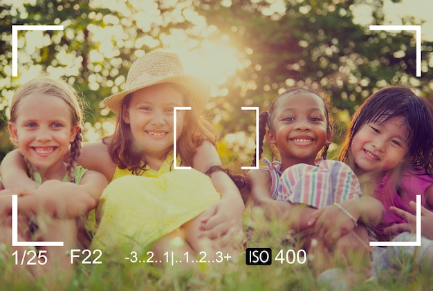 写真フォーカスカメラのコンセプト 無料写真