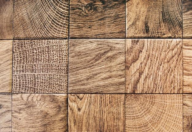 空白の茶色の木の質感のある背景 無料写真