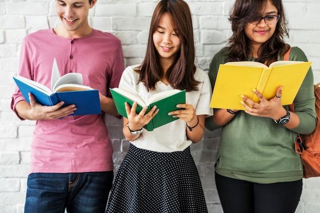 教育学生人々の知識概念 Premium写真