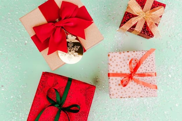 クリスマスプレゼントのアイデア 無料写真