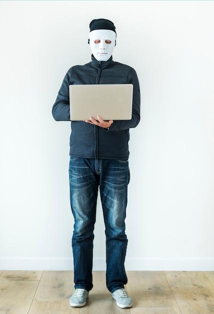 Компьютерный хакер и киберпреступность Бесплатные Фотографии