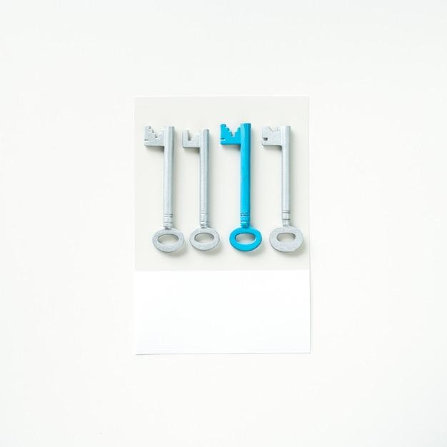 Бумажное ремесло искусство ключей Бесплатные Фотографии