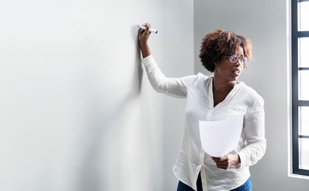 Преподаватель преподавания Premium Фотографии