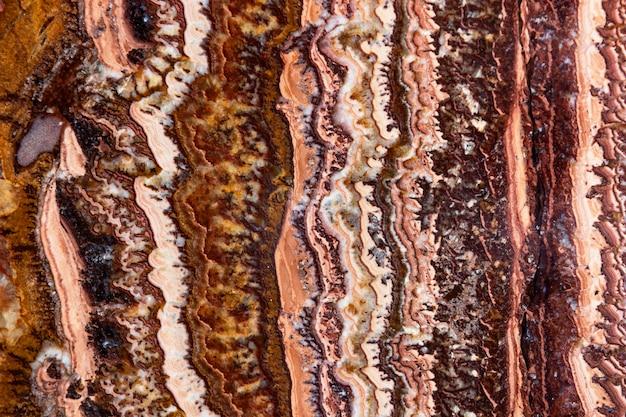 Красочное украшение из натурального минерального агата Бесплатные Фотографии
