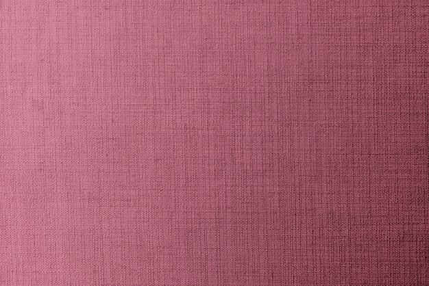 ピンクリネンの織物 無料写真