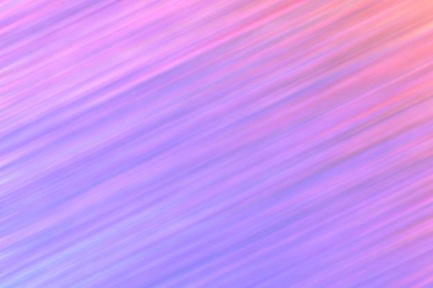 ぼやけているネオンライトの背景 無料写真