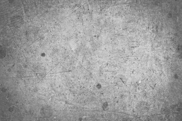 傷のコンクリートの床の背景 無料写真
