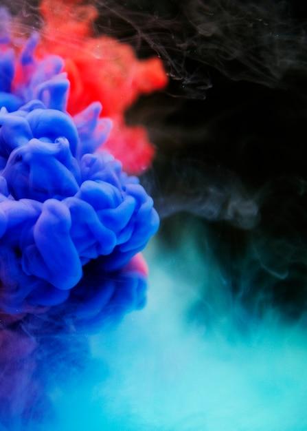 明るい色の雲 無料写真