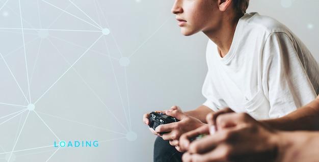 テレビゲーム 無料写真