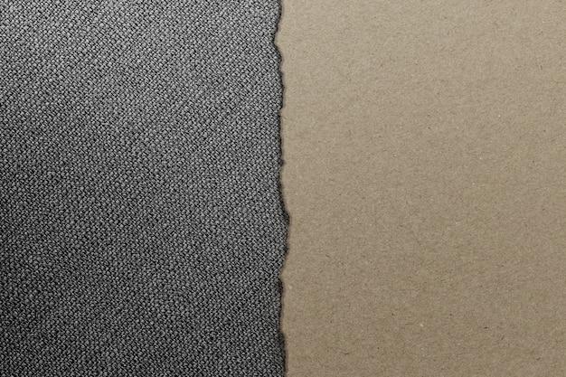 紙のモックアップデザインの背景 無料写真