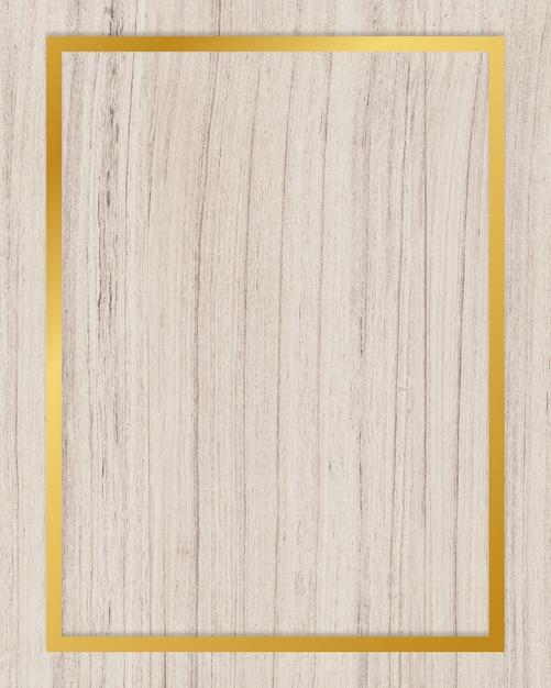 木製の質感のある背景フレーム 無料写真