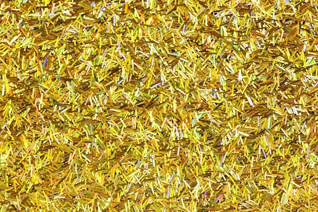 Блестящий золотой блеск праздничного фона Бесплатные Фотографии