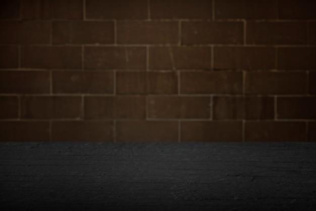 素朴なレンガの壁の背景 無料写真