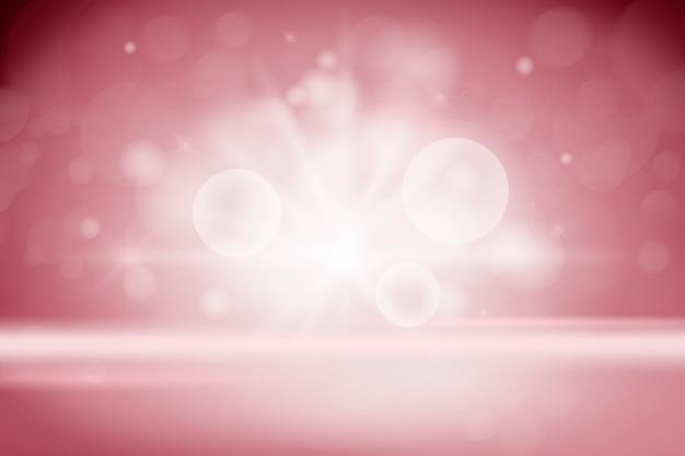ピンぼけライト製品の背景 無料写真