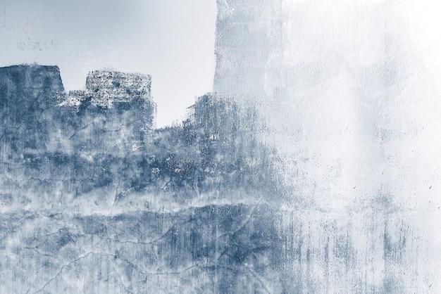 Синяя бетонная стена Бесплатные Фотографии