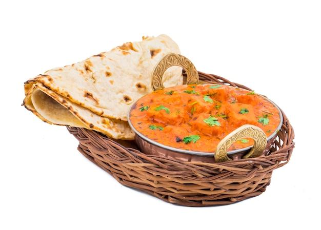 インドのおいしい料理パネラーティッカマサラ Premium写真