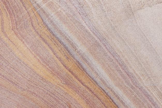 美しい砂岩の背景のテクスチャ Premium写真