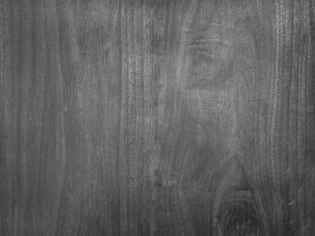 古い黒の木目テクスチャ抽象的な背景、暗いトーン Premium写真