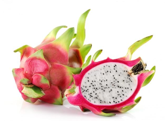 Драконий фрукт Premium Фотографии