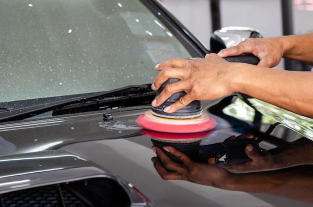 Авто детализация автомобилей Premium Фотографии