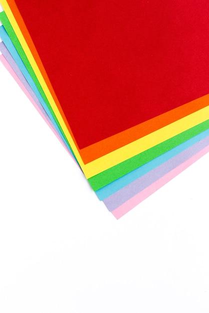 Цвета радуги, символ лгбт Premium Фотографии