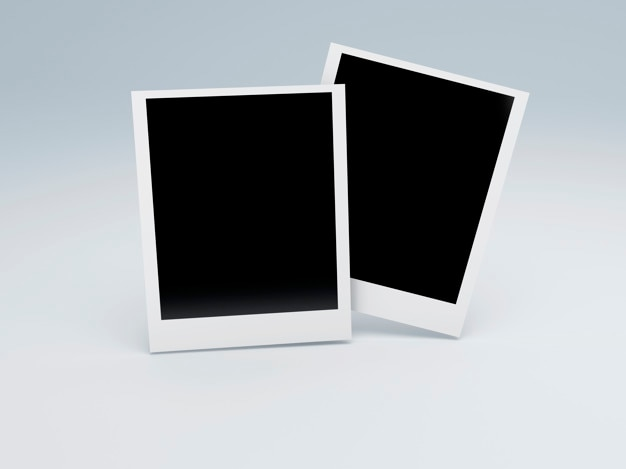 フォトフレーム。レトロ写真コンセプト Premium写真