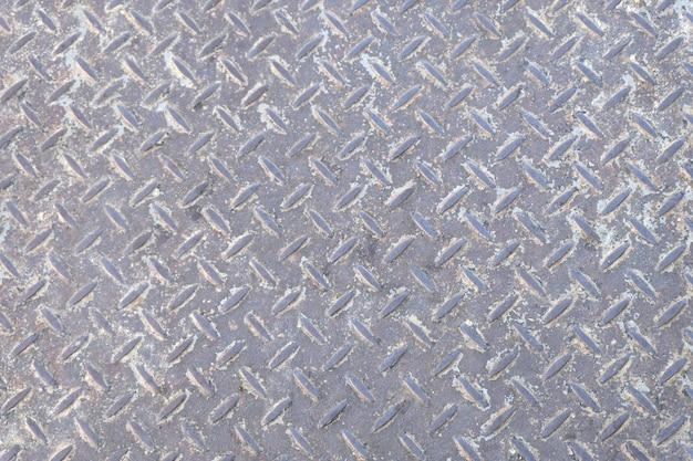 古い鋼の金属の背景 Premium写真