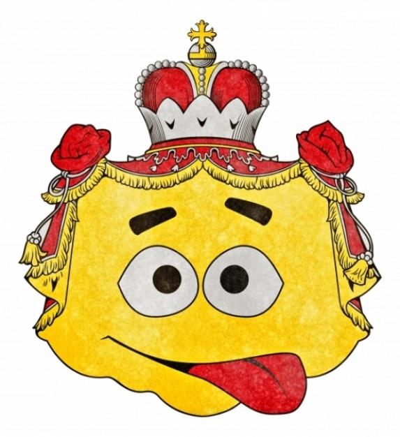 ... смайлик шут Бесплатные Фотографии: ru.freepik.com/free-photo/custom-grunge-emblem---emoticon-jester...