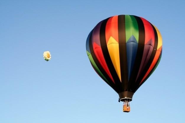 熱気球 無料写真
