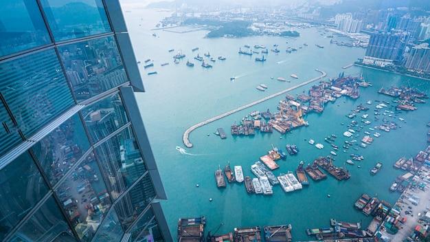 香港港 Premium写真