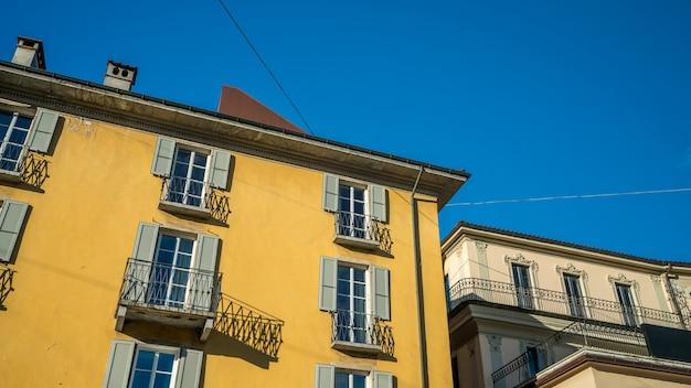 Здание для террасы Premium Фотографии