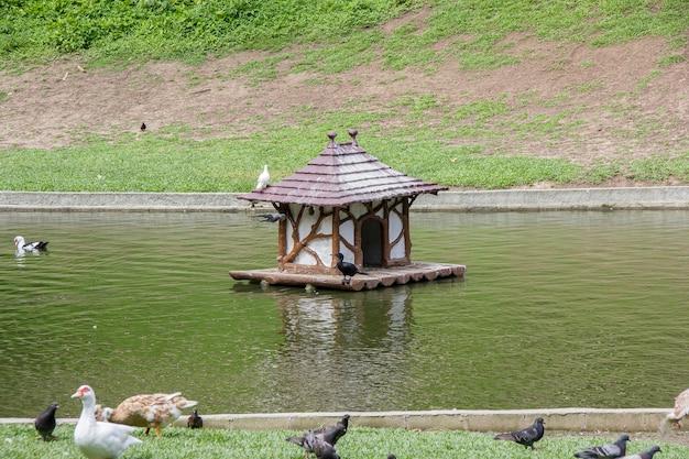 ギーヌ公園リオデジャネイロ Premium写真