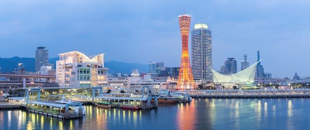 神戸タワーパノラマ Premium写真