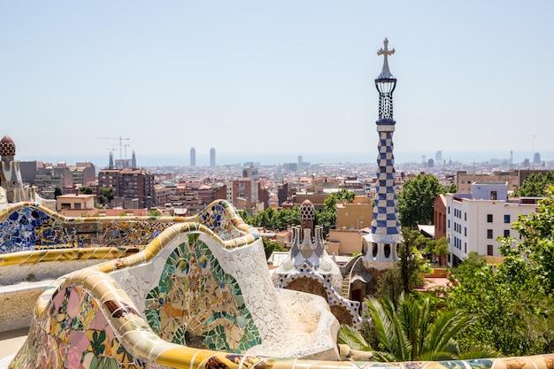パルクグエルバルセロナ Premium写真