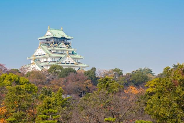 大阪城ジャパン Premium写真