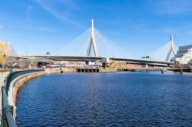 ボストンザキム橋 Premium写真