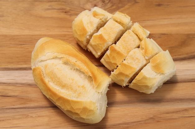 ブラジル料理カリカリのブラジルパン Premium写真
