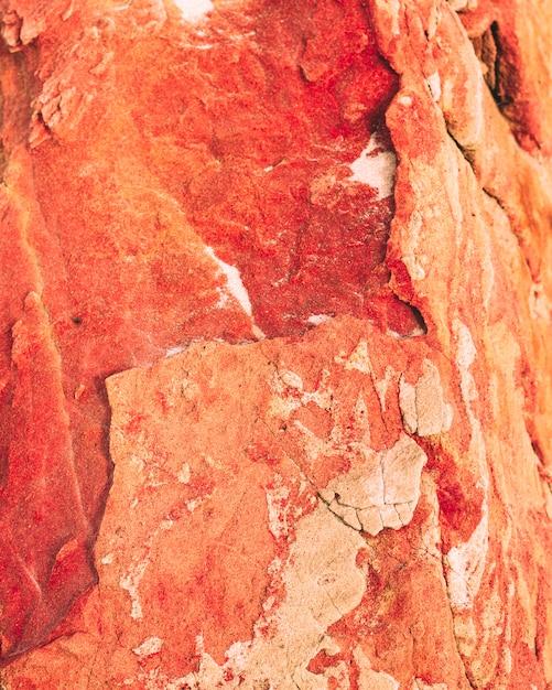 赤い岩のテクスチャ 無料写真