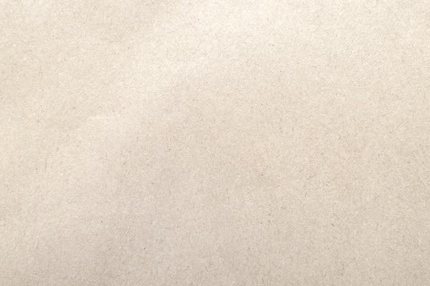 茶色の紙のテクスチャの背景。 Premium写真