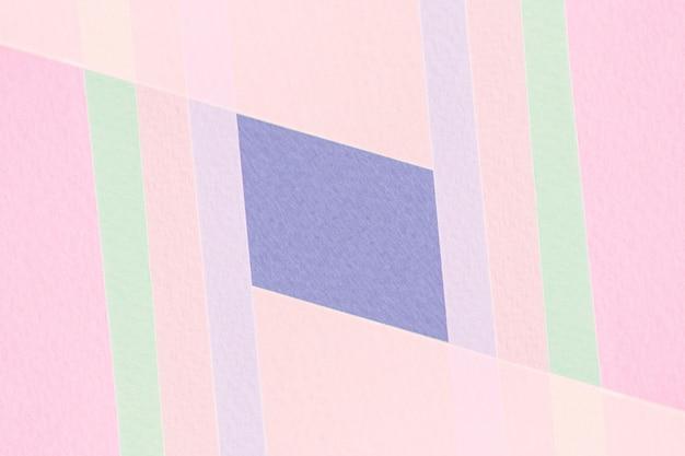 抽象的な紙パステル調の壁紙。 Premium写真